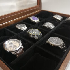 Cases for wrist watches